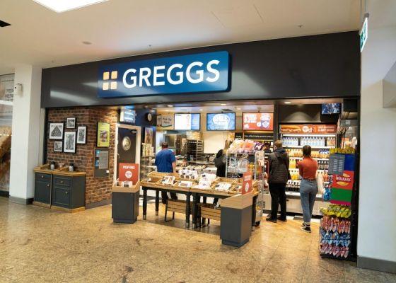 Greggs - The Arcade