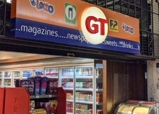 GT News Store Front