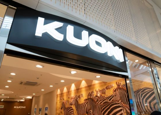 Kuoni Store Front