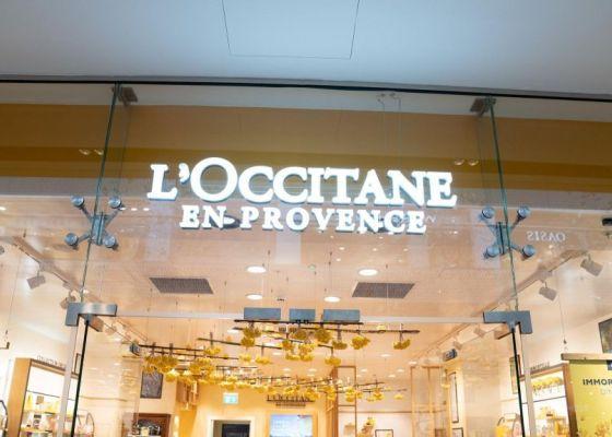 L'Occitane Store Front