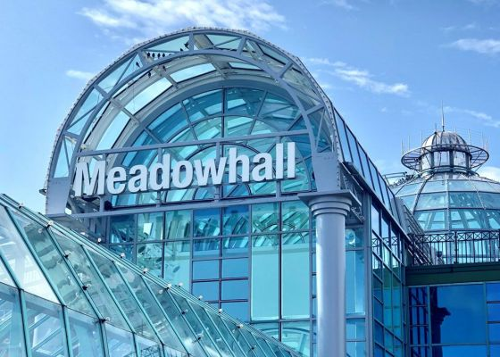 Meadowhall Entrance Exterior