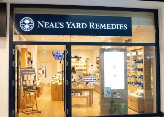 Neal's Yard Remedies Store Front
