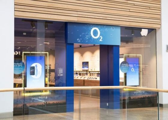 o2 Store Front