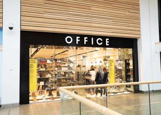 office store front