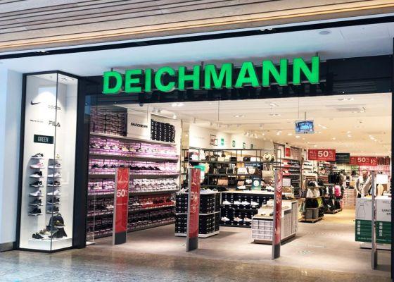 Deichmann Shoes Store Front