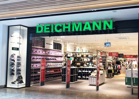Deichmann Shoes Store Front