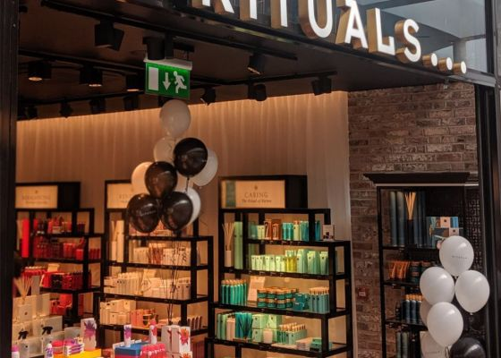 Rituals Store Front