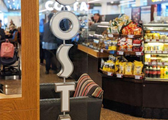 Costa Sign