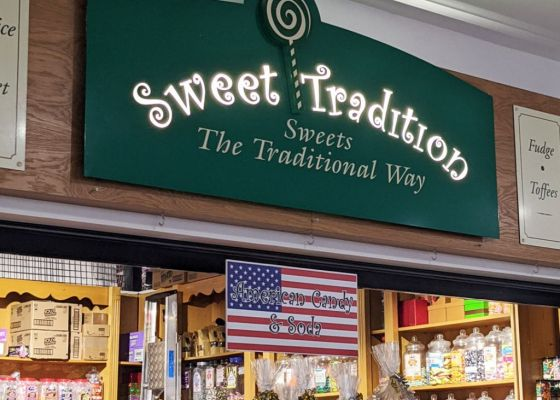 Sweet Traditiona Store Front