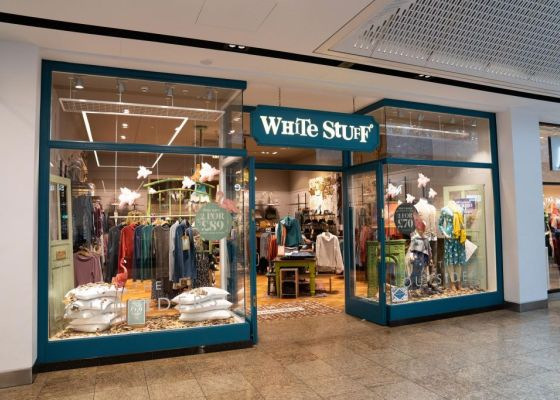 White Stuff store front, Meadowhall.