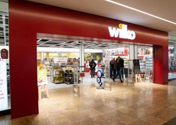 Wilko Store Front
