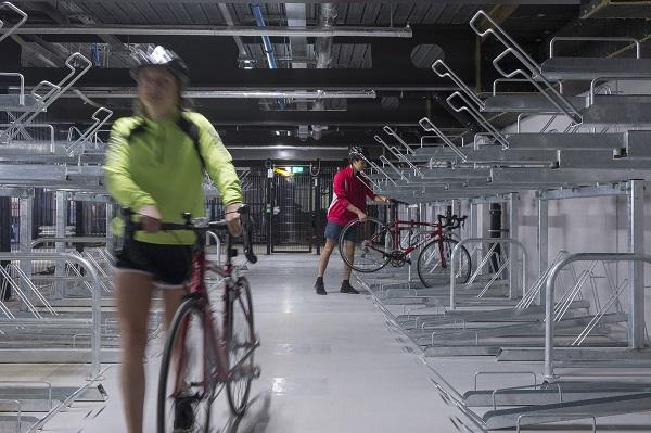 Paddington Central Bike Store