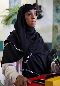 Photo of Safia Jama.