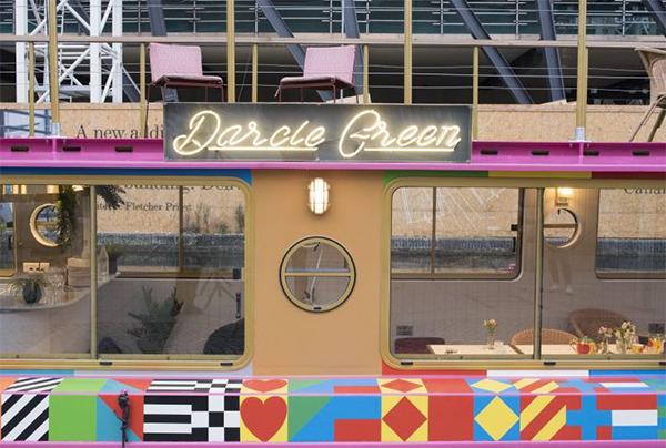 Darcie Green Store Front