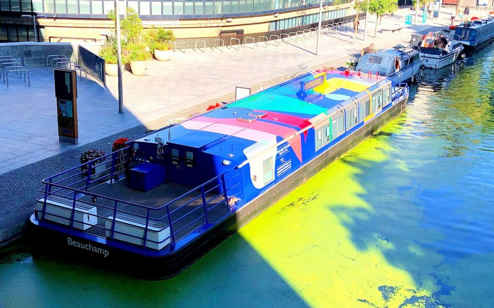 The Electric Barge