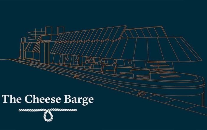 The Cheese Barge to launch at Paddington Central