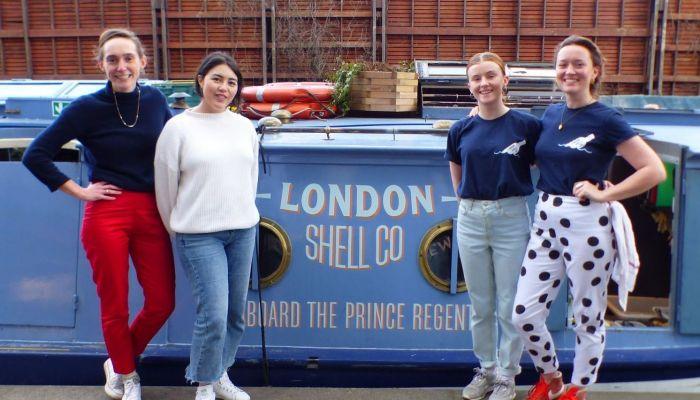 London Shell Co. Host chef Elizabeth Haigh
