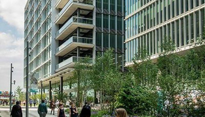 British Land lets three floors at 4 Kingdom Street