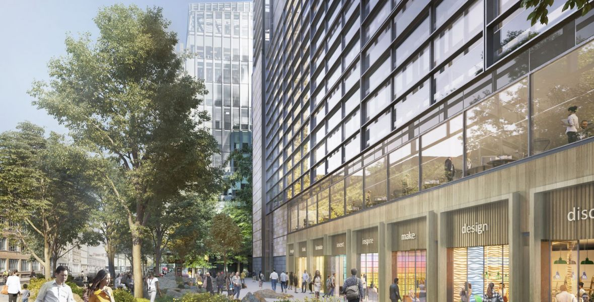 1 Triton Square Affordable Workspace