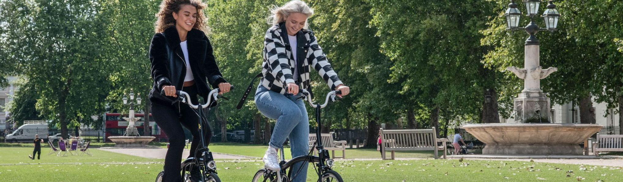 Brompton Bike Hire Comes To Regent's Place