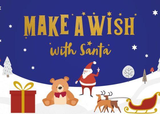 Make A Wish With Santa