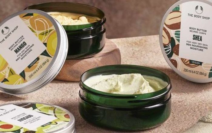 Go Love Yourself with The Body Shop's new sustainable Body Butters