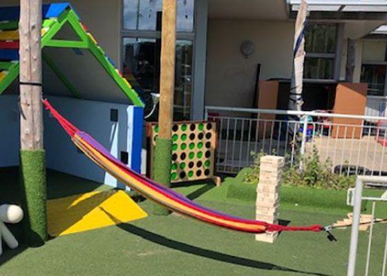 Three Ways School Sensory Garden