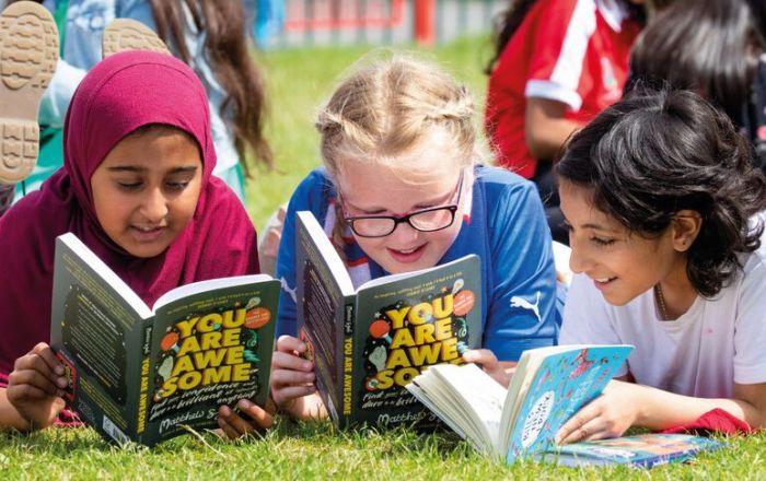 School 'Booknic' events to inspire children to read