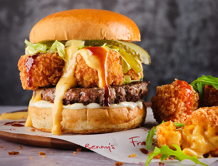 Frankie & Bennys Burger