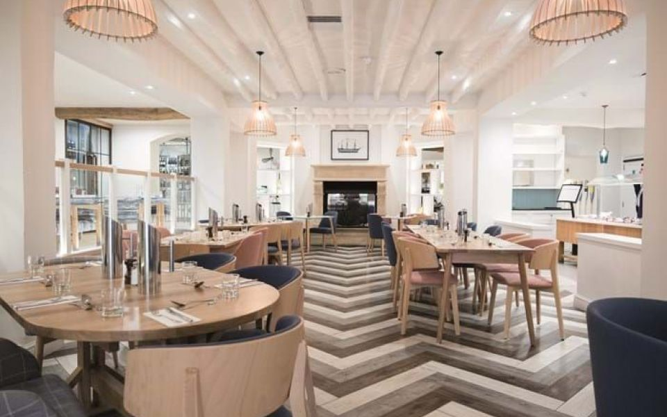 Access all areas at The Solent Hotel and Spa