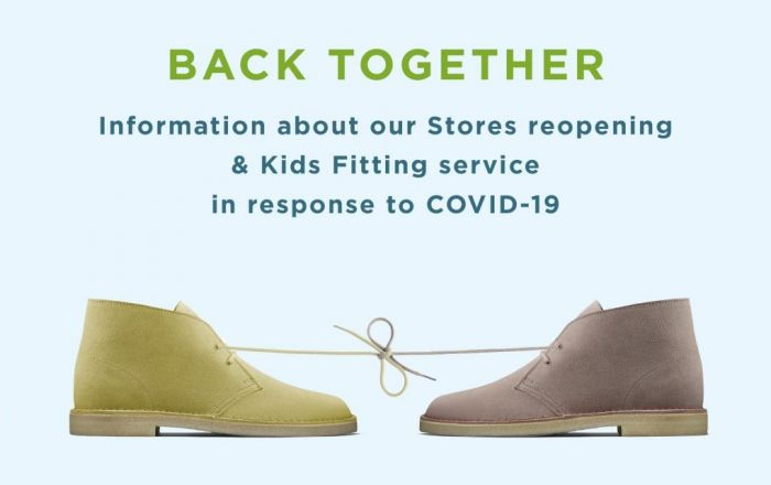 Book a Shoe Fitting at Clarks Whiteley