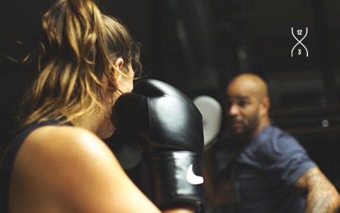 Boxing for Shelter at 12x3