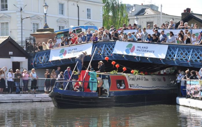 Volunteer opportunities at the Canalway Cavalcade