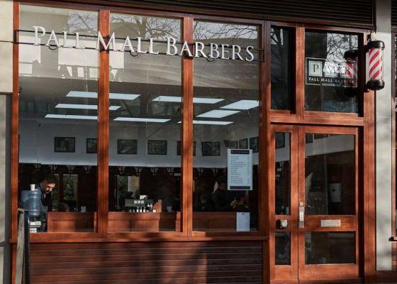 Pall Mall Barbers